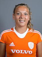 EINDHOVEN - MILA MUYSELAER van Jong Oranje Dames, dat het WK in Duitsland zal spelen. COPYRIGHT KOEN SUYK