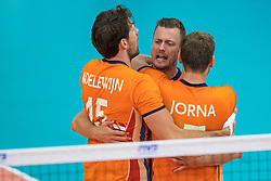 08-09-2018 NED: Netherlands - Argentina, Ede<br /> Second match of Gelderland Cup / Jeroen Rauwerdink #10 of Netherlands