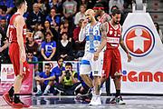 DESCRIZIONE : Campionato 2014/15 Dinamo Banco di Sardegna Sassari - Openjobmetis Varese<br /> GIOCATORE : David Logan<br /> CATEGORIA : Ritratto Delusione<br /> SQUADRA : Dinamo Banco di Sardegna Sassari<br /> EVENTO : LegaBasket Serie A Beko 2014/2015<br /> GARA : Dinamo Banco di Sardegna Sassari - Openjobmetis Varese<br /> DATA : 19/04/2015<br /> SPORT : Pallacanestro <br /> AUTORE : Agenzia Ciamillo-Castoria/L.Canu<br /> Predefinita :