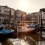 The sea in the city, Venice