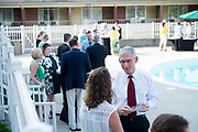 Ohio University Foundation Dinner Reception at the Ohio University Inn and Conference Center on Friday, June 9, 2017. ©Ohioo University / Photo by Kaitlin Owens