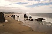 Bandon Beach, Bandon Oregon