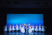 Dance Connection Ballet Company performs their Spring Performance at the Cubberley Theater in Palo Alto, California, on May 3, 2015. (Stan Olszewski/SOSKIphoto)