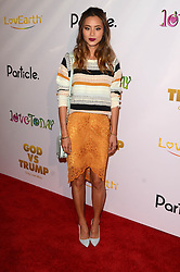"""Jamie Chung, at the """"God VS Trump"""" Premiere, TCL Chinese 6, Hollywood, CA 11-07-16. EXPA Pictures © 2016, PhotoCredit: EXPA/ Avalon/ Martin Sloan<br /> <br /> *****ATTENTION - for AUT, SLO, CRO, SRB, BIH, MAZ, SUI only*****"""