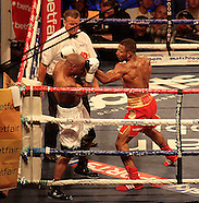 Kell Brook Carson Jones 130713