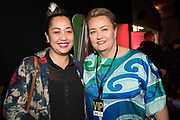 Vodafone Pacific Music Awards 2017, held at the Vector Arena.<br /> <br /> Image Credit: Topic