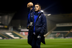 Tom Nichols of Bristol Rovers arrives at Home Park prior to kick off - Mandatory by-line: Ryan Hiscott/JMP - 17/12/2019 - FOOTBALL - Home Park - Plymouth, England - Plymouth Argyle v Bristol Rovers - Emirates FA Cup second round replay