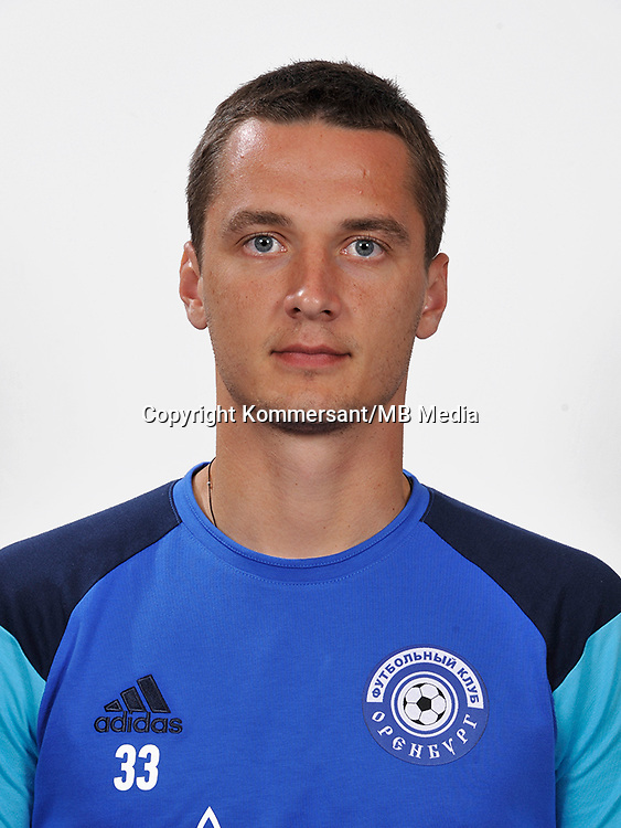 Portraits, Orenburg, Russian Premier League, August 2016