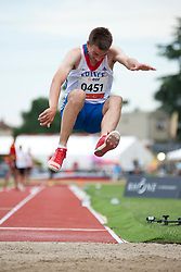 ROYER Daniel, FRA, Long Jump, T20, 2013 IPC Athletics World Championships, Lyon, France