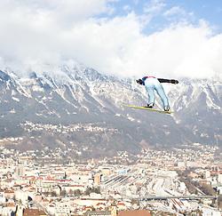 03.01.2011, Bergisel, Innsbruck, AUT, Vierschanzentournee, Innsbruck, Probedurchgang, im Bild // Jacobsen Anders (NOR) // during the 59th Four Hills Tournament Trial Round in Innsbruck, EXPA Pictures © 2011, PhotoCredit: EXPA/ J. Feichter