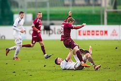 Zan ROGELJ during Football match between NK Triglav Kranj and NK Celje, on May 12, 2019 in Sport center Kranj, Kranj, Slovenia. Photo by Peter Podobnik / Sportida