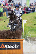 Oliver Townend, (GBR), Black Tie - Eventing Cross Country test - Alltech FEI World Equestrian Games™ 2014 - Normandy, France.<br /> © Hippo Foto Team - Leanjo de Koster<br /> 31/08/14