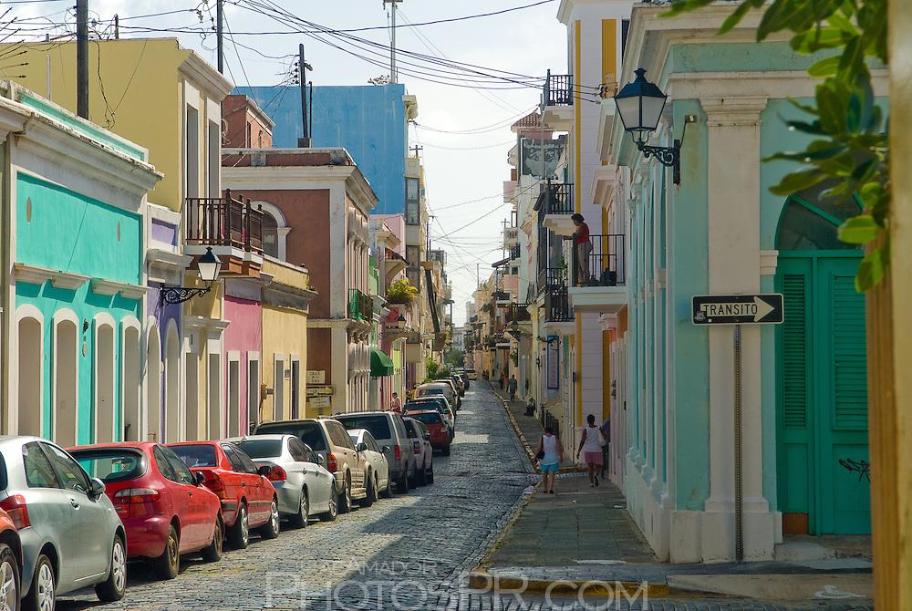 Common scene at Calle Sol