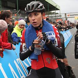 26-12-2019: Wielrennen: Wereldbeker veldrijden: Zolder: Alice Maria Arzuffi