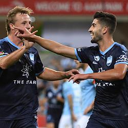 Melbourne City v Sydney, Hyundai A-League, 2 November 2018
