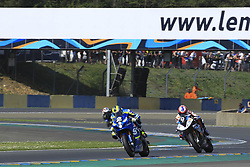 April 21, 2018 - Le Mans, SARTHE (72, FRANCE - 2 SUZUKI ENDURANCE RACING TEAM (FRA) SUZUKI GSXR 1000 FORMULA EWC PHILIPPE VINCENT (FRA) MASSON ETIENNE (FRA) BLACK GREGG  (Credit Image: © Panoramic via ZUMA Press)