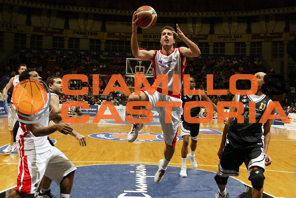 DESCRIZIONE : Bologna Lega A1 2005-06 All Star Game<br /> GIOCATORE : Bulleri<br /> SQUADRA : All Star Quadrifoglio Vita<br /> EVENTO : Campionato Lega A1 2005-2006<br /> GARA : All Star Quadrifoglio Vita All Star Ail<br /> DATA : 11/12/2005<br /> CATEGORIA : Tiro<br /> SPORT : Pallacanestro<br /> AUTORE : Agenzia Ciamillo-Castoria/E.Pozzo<br /> Galleria : Lega Basket A1 2005-2006<br /> Fotonotizia : Bologna Lega A1 2005-2006 All Star Game 2005<br /> Predefinita : Si