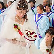 Bunun Aboriginal Bride, Namasiya Township, Kaoshiung County, Taiwan