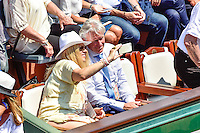 Byorn BORG - 05.06.2015 - Jour 13 - Roland Garros 2015<br />Photo : Dave Winter / Icon Sport