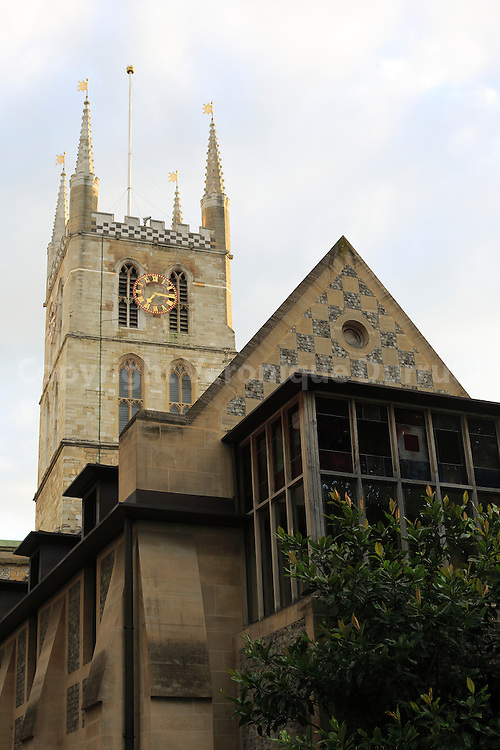 Southwark cathedral, London, England // Southwark cathedral, Londres, Angleterre