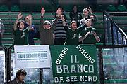 DESCRIZIONE : Treviso Lega A 2011-12 Benetton Treviso Sidigas Avellino<br /> GIOCATORE : Tifosi Sidigas Avellino<br /> SQUADRA : Benetton Treviso Sidigas Avellino<br /> EVENTO : Campionato Lega A 2011-2012 <br /> GARA : Benetton Treviso Sidigas Avellino<br /> DATA : 04/02/2012<br /> CATEGORIA : Tifosi<br /> SPORT : Pallacanestro <br /> AUTORE : Agenzia Ciamillo-Castoria/G.Contessa<br /> Galleria : Lega Basket A 2011-2012 <br /> Fotonotizia : Treviso Lega A 2011-12 Benetton Treviso Sidigas Avellino<br /> Predfinita :