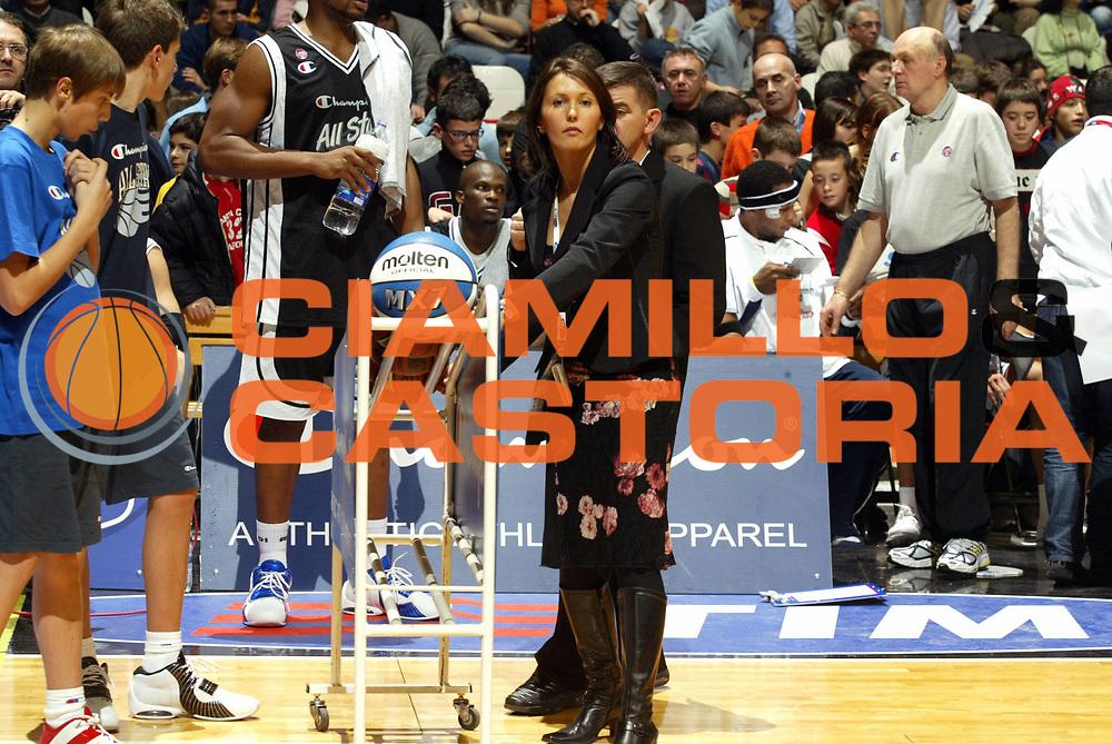 DESCRIZIONE : Bologna Lega A1 2005-06 Tim All Star Game <br /> GIOCATORE : Govoni <br /> SQUADRA : <br /> EVENTO : Tim All Star Game 2005-2006 <br /> GARA : All Star Quadrifoglio Vita All Star Ail <br /> DATA : 11/12/2005 <br /> CATEGORIA : <br /> SPORT : Pallacanestro <br /> AUTORE : Agenzia Ciamillo-Castoria/G.Ciamillo