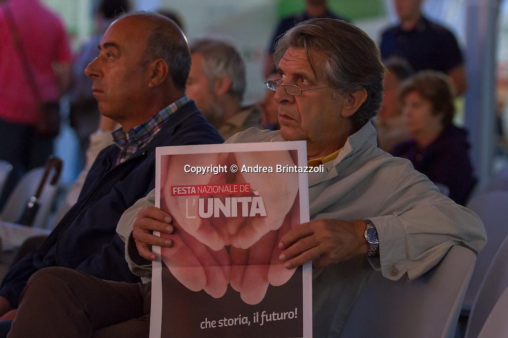 Bologna 04 Settembre 2014 - Festa de L'Unità. Mille giorni per il futuro - Dibattito: Sfida a burocrazia e sprechi.