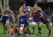 Dunedin-Rugby, Otago VS Tasman Semi Final 2012