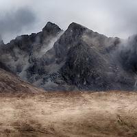 The Black Cullins, Isle of Skye