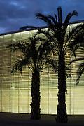 The Batel Auditorium and conference centre, Cartagena, Murcia province, Spain