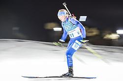 February 12, 2018 - Pyeongchang, Gangwon, South Korea - Vanessa Hinz ofGermany competing at Women's 10km Pursuit, Biathlon, at olympics at Alpensia biathlon stadium, Pyeongchang, South Korea. on February 12, 2018. Ulrik Pedersen/Nurphoto  (Credit Image: © Ulrik Pedersen/NurPhoto via ZUMA Press)