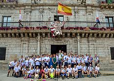 20170613 SPA: We hike to change diabetes day 4, Ponferrada