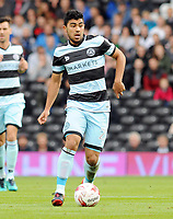 Football - 2016 /2017 Championship - Fulham vs Queens Park Rangers<br /> <br /> Massimo Luongo of QPR at Craven Cottage<br /> <br /> Credit : Colorsport / Andrew Cowie