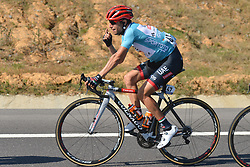 October 15, 2017 - Istanbul, Turkey - Diego Ulissi from UAE Team Emirates during the final sixth stage - the 143.7km Salcano Istanbul to Istanbul stage of the 53rd Presidential Cycling Tour of Turkey 2017..On Sunday, 15 October 2017, in Istanbul, Turkey. (Credit Image: © Artur Widak/NurPhoto via ZUMA Press)