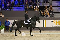 Gal Edward, (NED), Glocks Zonik<br /> Indoor Brabant - 's Hertogenbosch 2015<br /> © Hippo Foto - Dirk Caremans