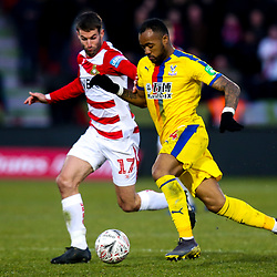 Doncaster Rovers v Crystal Palace
