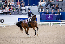 Graves Laura, USA, Verdades<br /> LONGINES FEI World Cup™ Finals Gothenburg 2019<br /> © Hippo Foto - Stefan Lafrentz<br /> 05/04/2019