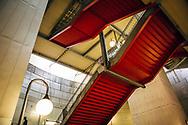 Metro La Citê, 2014. Paris, France. ©Ciro Coelho