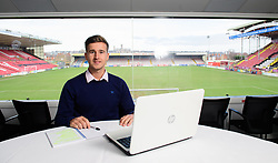 Jake Longworth - Lincoln City Football Club<br /> <br /> Picture: Chris Vaughan Photography<br /> Date: January 19, 2018