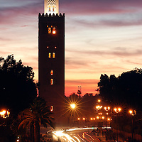 Marrakech, Morocco  02 November 2006<br />
