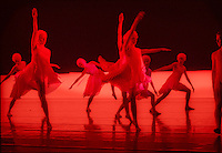 "Rambert Dance Company in ""Constant Speed"""