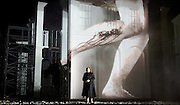 The Force of Destiny <br /> by Verdi <br /> English National Opera and the London Coliseum, London, Great Britain <br /> rehearsal<br /> 6th November 2015 <br /> <br /> Tamara Wilson as Donna Leonora di Vargas<br /> <br /> <br /> <br /> <br /> Photograph by Elliott Franks <br /> Image licensed to Elliott Franks Photography Services