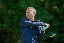 CARDIFF, WALES - Tuesday, August 13, 2019: Ryan Giggs during the Football Association of Wales' Golf Day at the Vale Resort. (Pic by Mark Hawkins/Propaganda)