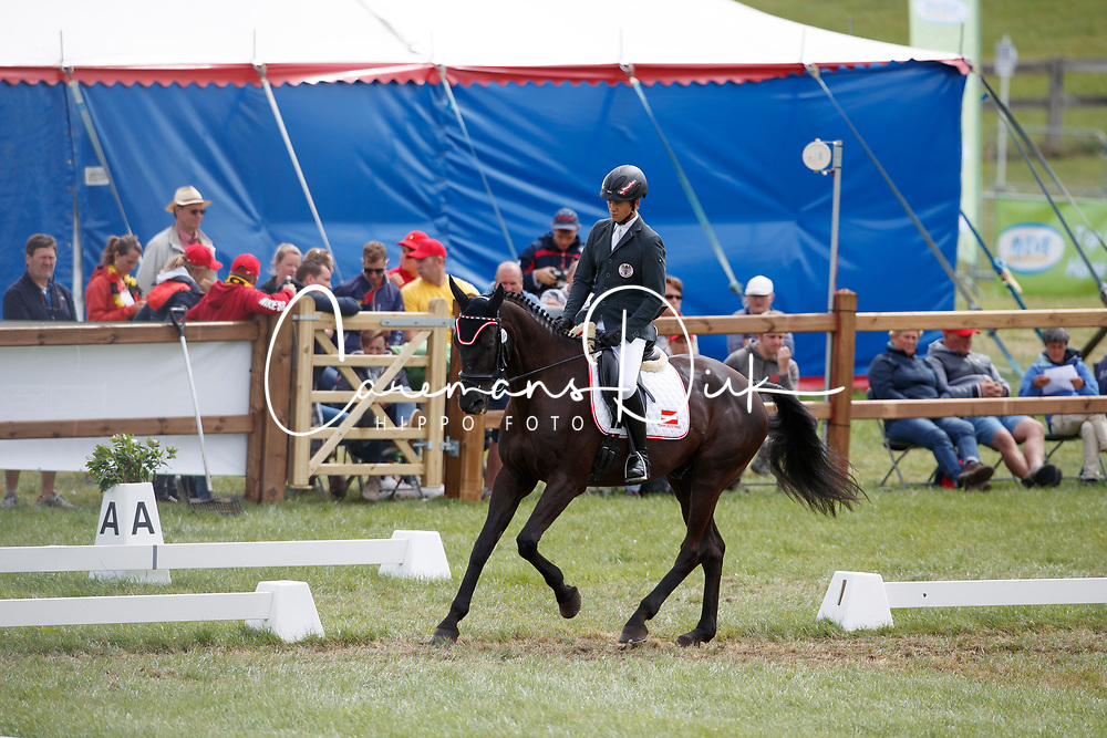 Grafenhofer Andreas, AUT, Constantin 2<br /> European Championship Eventing Landelijke Ruiters - Tongeren 2017<br /> © Hippo Foto - Dirk Caremans<br /> 28/07/2017