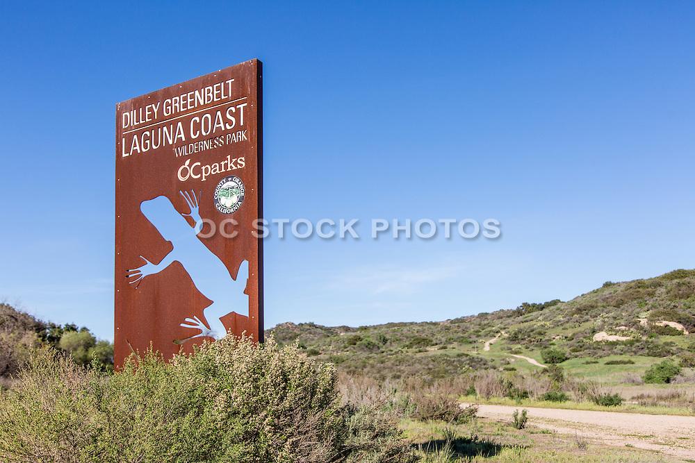 Laguna Coast Wilderness Park in Laguna Beach California