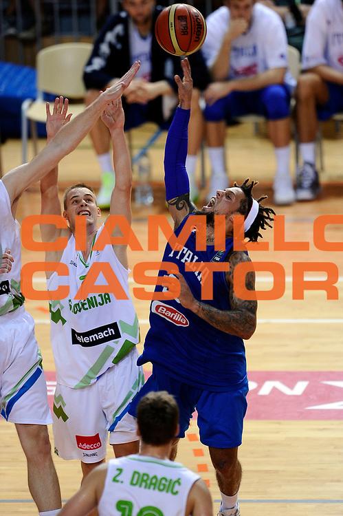 DESCRIZIONE : Capodistria Koper Nazionale Italia Uomini Adecco Cup Slovenia Slovenia Italia Italy<br /> GIOCATORE : Daniel Hackett<br /> CATEGORIA : tiro penetrazione<br /> SQUADRA : Italia Italy<br /> EVENTO : Adecco Cup<br /> GARA : Slovenia Slovenia Italia Italy<br /> DATA : 23/08/2015<br /> SPORT : Pallacanestro<br /> AUTORE : Agenzia Ciamillo-Castoria/Max.Ceretti<br /> Galleria : FIP Nazionali 2015<br /> Fotonotizia : Capodistria Koper Nazionale Italia Uomini Adecco Cup Slovenia Slovenia Italia Italy