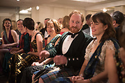 CHAIRMAN: JOHN SHIELDS; MRS. JOHN SHIELDS, The Royal Caledonian Ball 2017, Grosvenor House, 29 April 2017