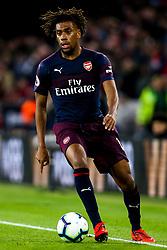 Alex Iwobi of Arsenal - Mandatory by-line: Robbie Stephenson/JMP - 24/04/2019 - FOOTBALL - Molineux - Wolverhampton, England - Wolverhampton Wanderers v Arsenal - Premier League