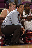 Oklahoma head coach Kelvin Sampson is one of college basketball's most respected leaders. Sampson, a nine-year National Association of Basketball Coaches board member