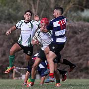Roma 08/10/2017 Centro Renato Speziali<br /> Serie B : Rugby Roma vs Colleferro